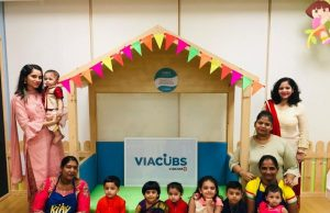 Viacubs daycare facility for children of Viacom18 employees
