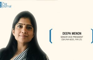 Deepa Menon, PVR Ltd.
