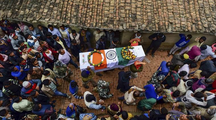 Pulwama attack martyr