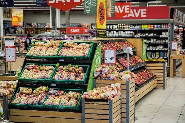 food wastage in retail