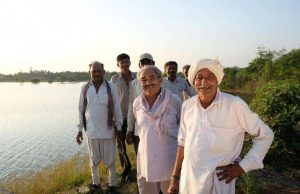 Water project by Ambuja Cement Foundation