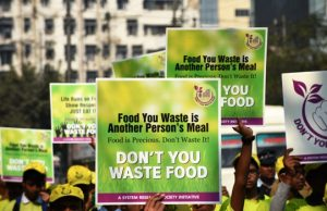 Don't You Waste Food campaign