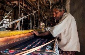 Maniabandha weaver