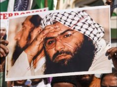 JeM's leader and founder, Masood Azhar