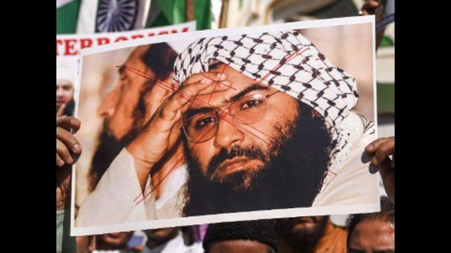 JeM's leader and founder, Masood Azhar