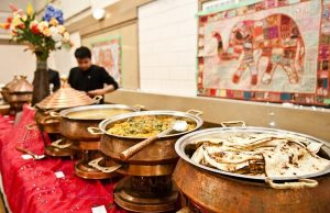 food wastage at social functions
