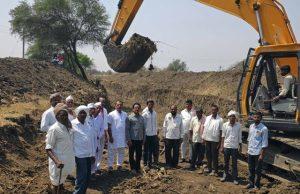 Destillting work in Latur district