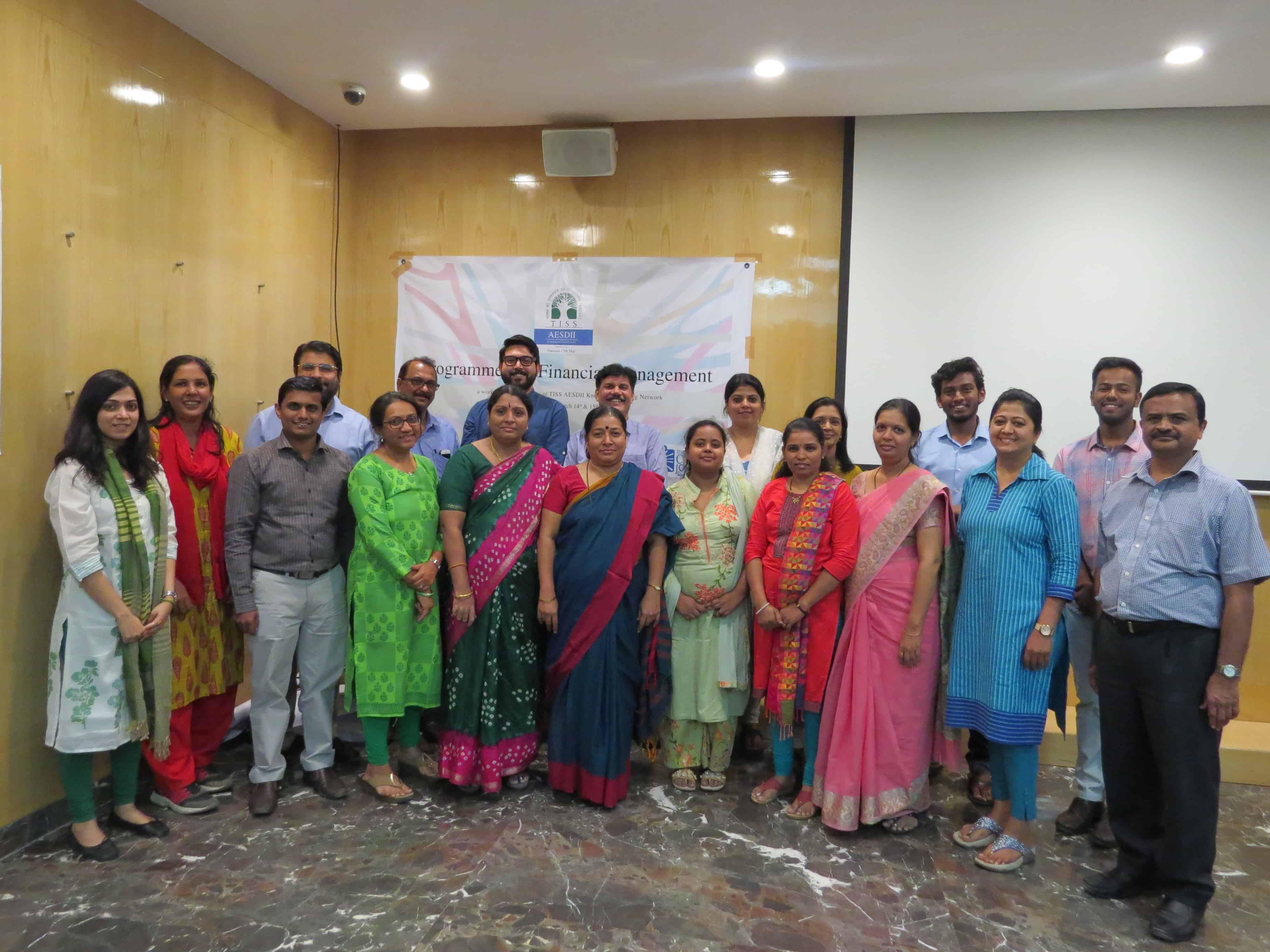 TISS Financial Management Workshop