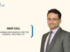 Amar Kaul - Ingersoll Rand India