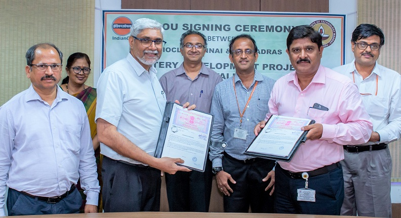 IndianOil MoU
