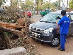 Maruti Suzuki proactive measures help to reduce car damage and quick repair of vehicles affected by Fani cyclone