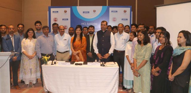 HCL Partners with Banas Dairy