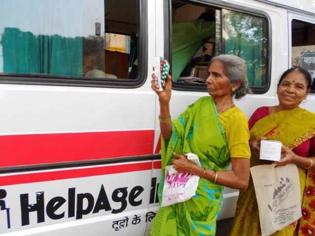 Project MHU - HelpAge India