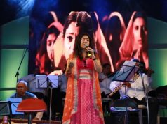 Sanjeevani Bhelande performing at Inspire by Mastek Foundation