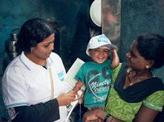 Saving lives of malnourished children - Fight Hunger Foundation