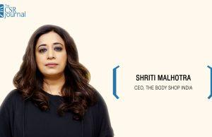 Shriti Malhotra, CEO, The Body Shop India