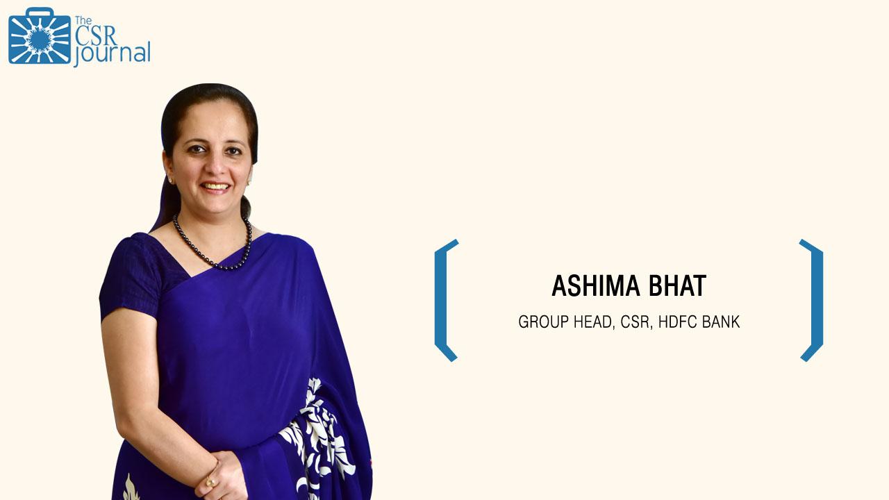Ashima Bhat - HDFC Bank
