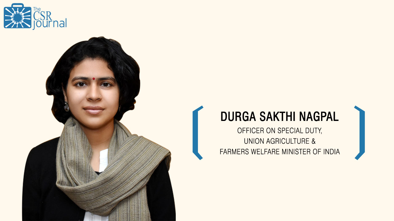 Durga Sakthi Nagpal