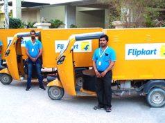 Flipkart electric vehicles