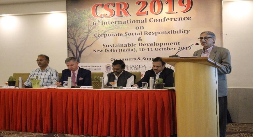 Dr. Mukesh Chaturvedi Dean, School of Business Studies Sharda University
