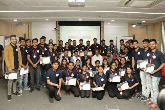 Citi Technologies, Pune rewarded FUEL aspirants in the honor of Dr. APJ Kalam fellowship