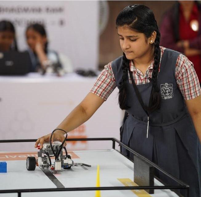 WPP Foundation's Annual Robotics Competition