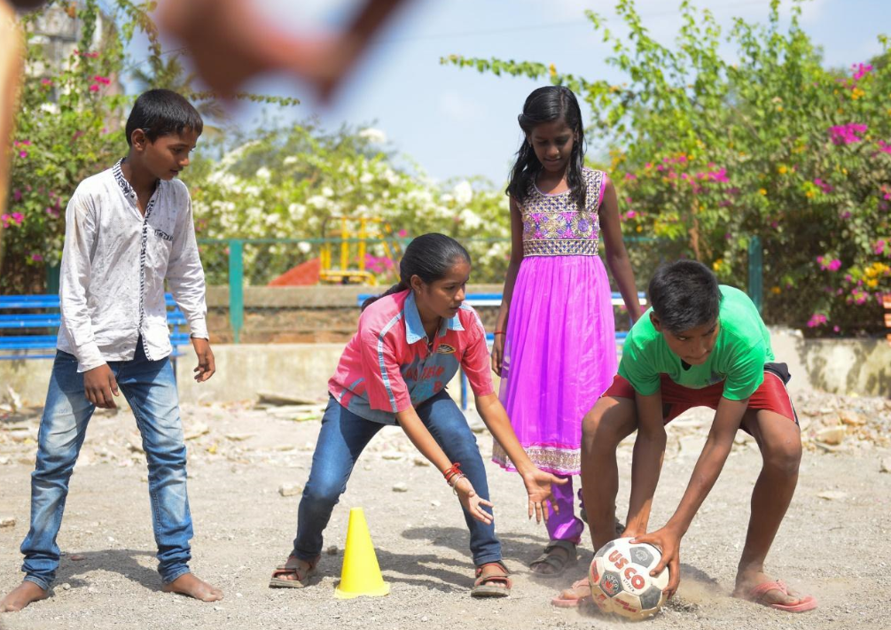 WPP Foundation's Sports for Development Program