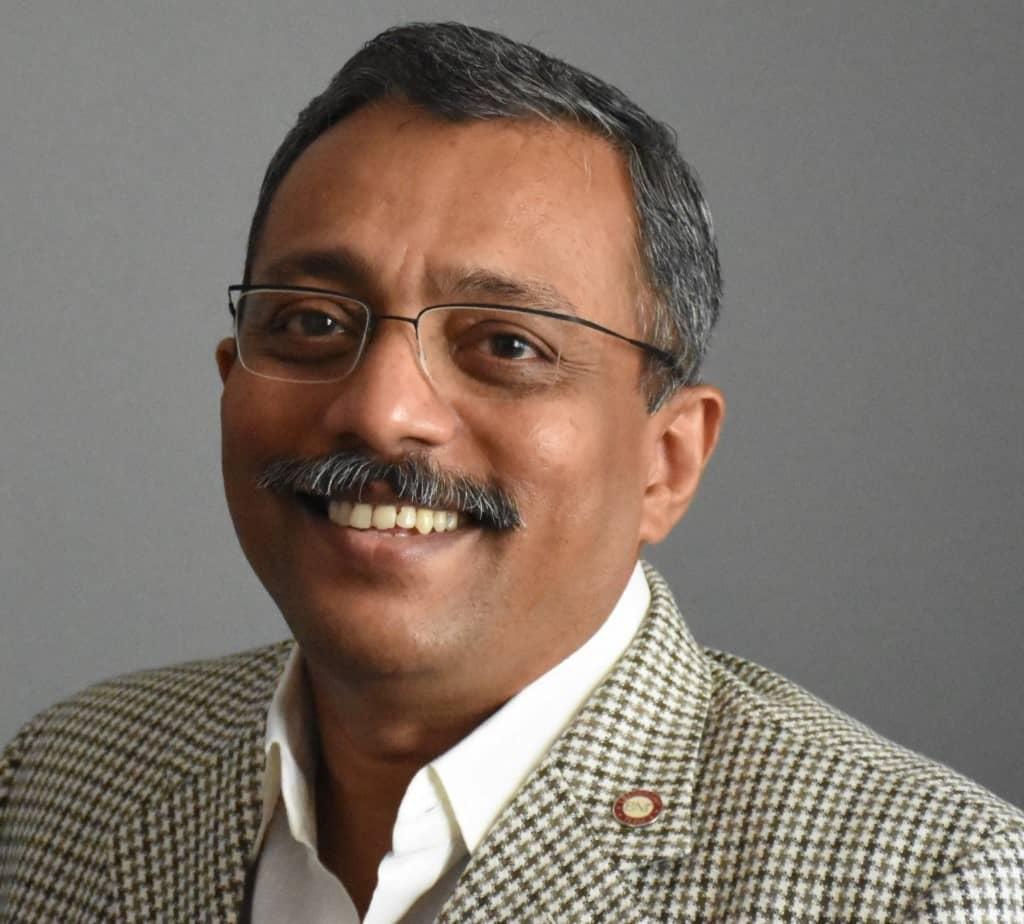 Harish Anchan ASCENT Foundation