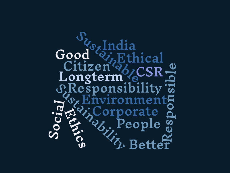 Importance of CSR India