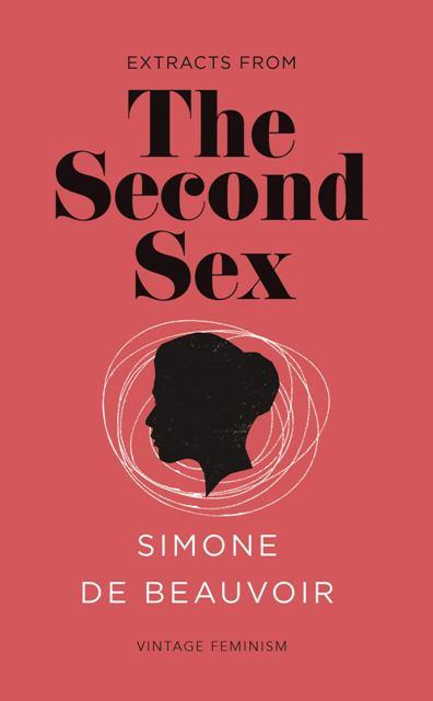 second sex - feminist books