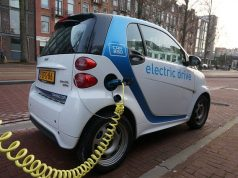 Electric cars reduce air pollution