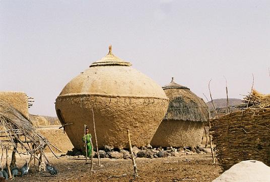 mud silos