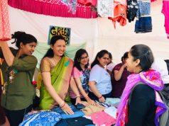 Green Club Jumble Sale at Mira Bazaar