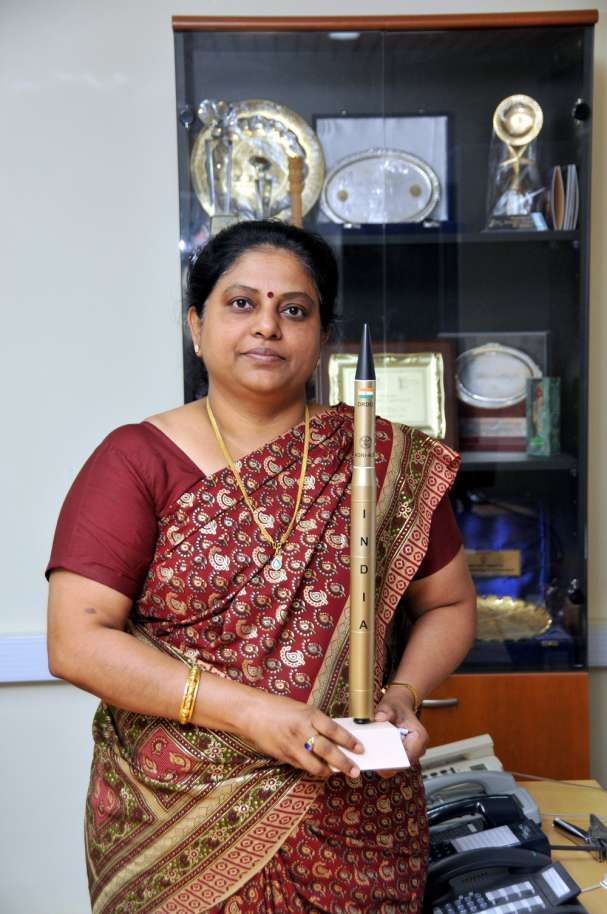 Missile lady Tessy Thomas is among the Indian women pushing boundaries in science