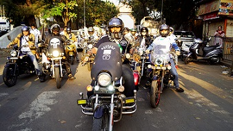 Cadila bike rally to raise awareness about cancer