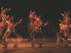 Performance on Women's Day in India