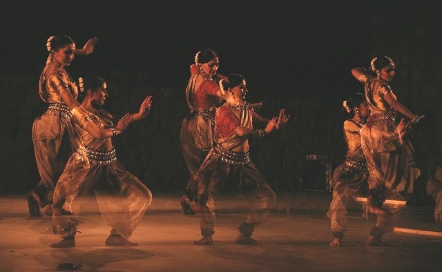 Dance on women's day in India