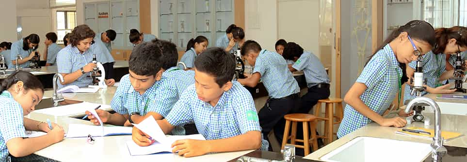 Reliance Foundation Schools