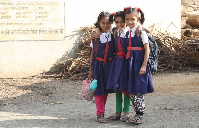 Educating the girl child is high on their CSR agenda