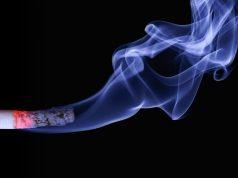 Cigarette Smoke - World No Tobacco Day