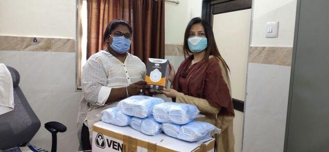 Hitachi Air Conditioning India Ltd. COVID 19 CSR Initiative