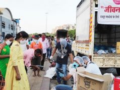 METRO DONATING FOOTWEAR TO MIGRANT WORKERS