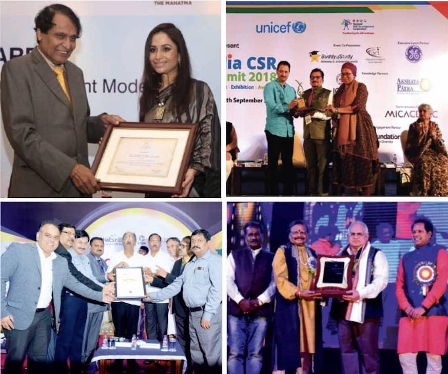 Mahatma CSR Award - Smt Shallu Jindal