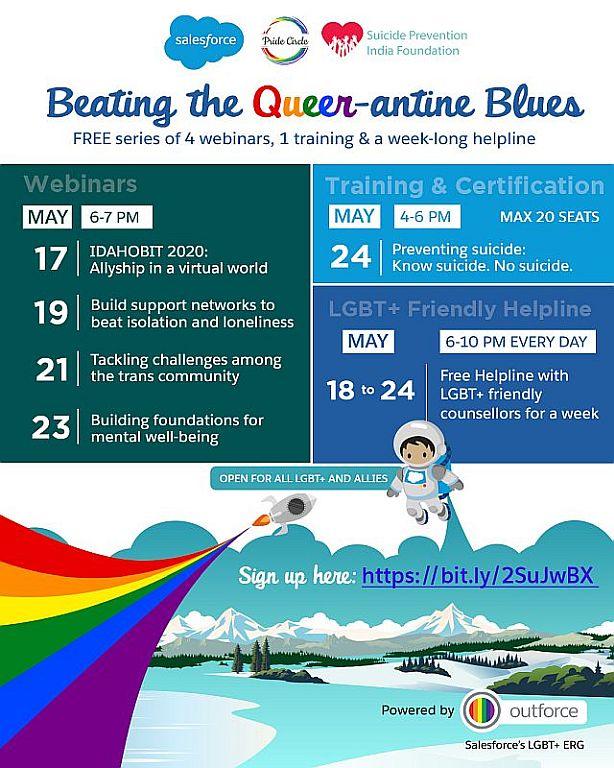Webinar for LGBT