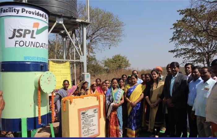 Rural Development JSPL CSR