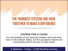 Course for a Cause - Invitation