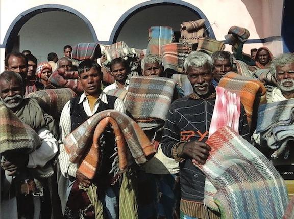 Infosys CSR Destitute Care