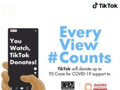 TikTok #EveryViewCounts