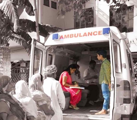 Ambuja Cement Foundation CSR Healthcare