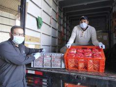Food Distribution Mphasis